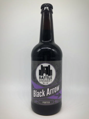 Black Arrow Porter 500ml - 4.5%