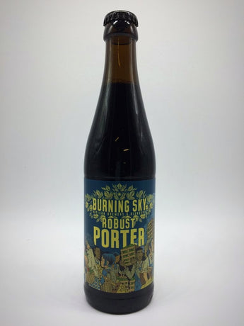 Burning Sky - Robust Porter