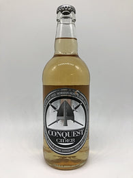 Hunt's Conquest Cider - 4.8%