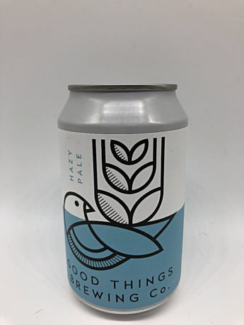 Good Things Brewing Co - Hazy IPA - 4.5%