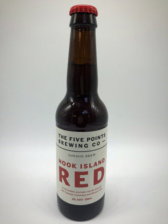 Five Points - Hook Island Red - 6.0%