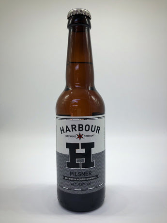 Harbour Brewing Co - Pilsner - 5.0%