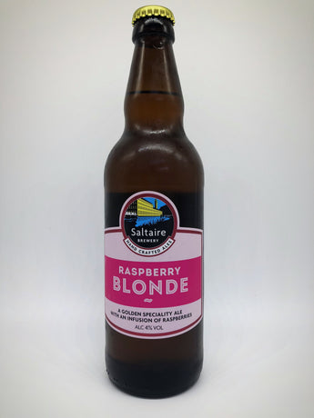 Saltaire - Raspberry Blonde - 4.0%