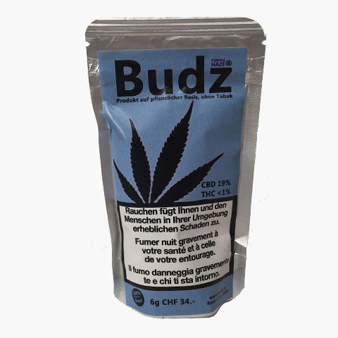 Budz Purple Haze | 6g | Glashaus