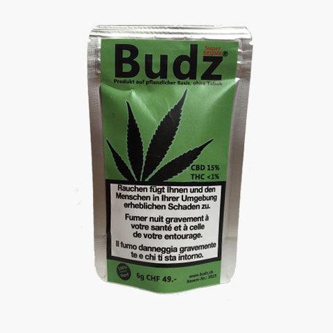 Budz CBD Super Skunk | 6g | Glashaus