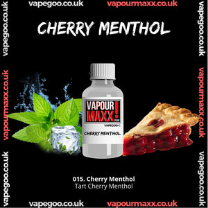 Cherry Menthol-VapeGoo.co.uk
