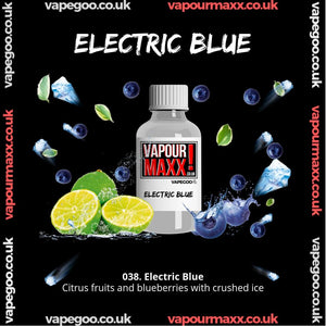 Electric Blue-VapeGoo.co.uk