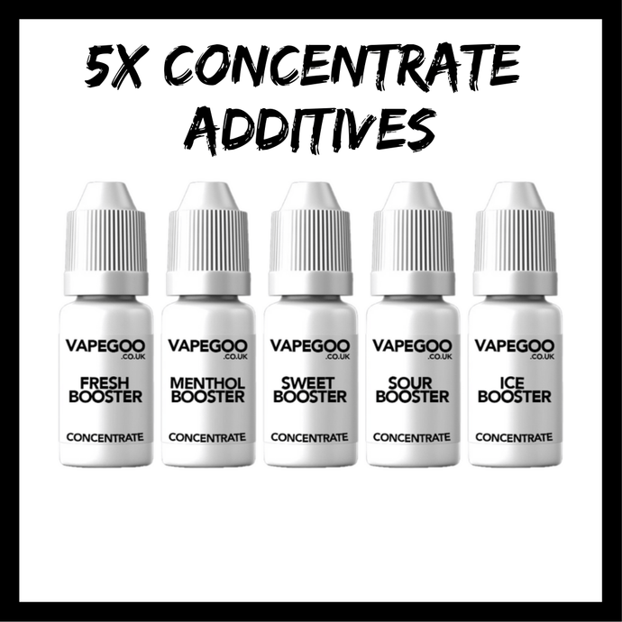 The Additive Pack - VapeGoo Store