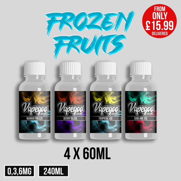 Frozen Fruits - Limited Availability