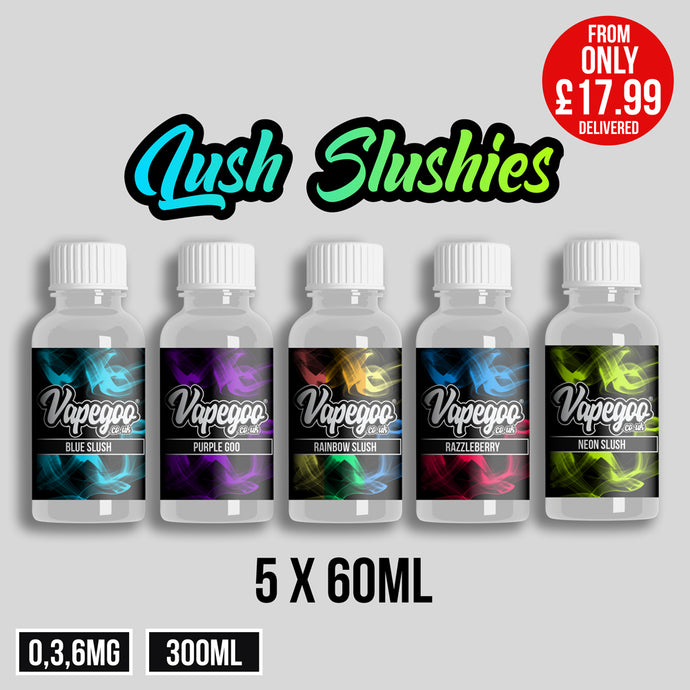 Lush Slushies - Limited Availability