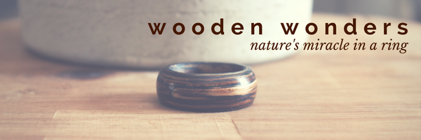 Wooden Wonders - when nature gives you a little help