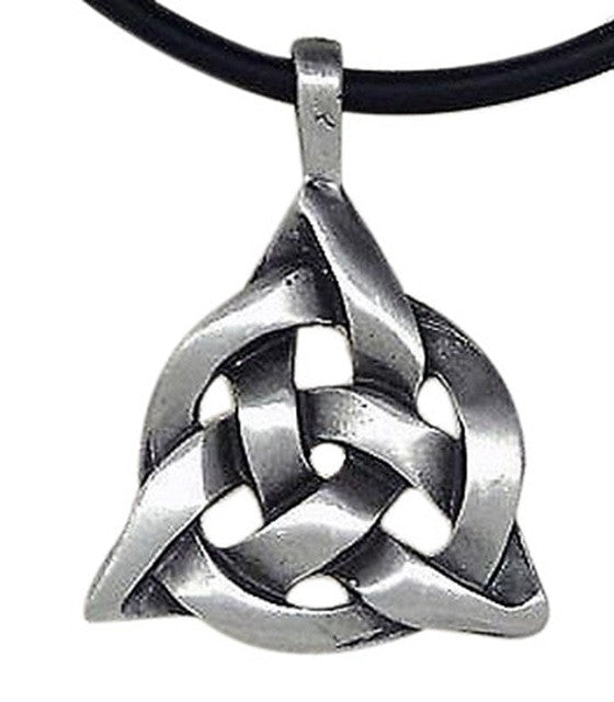 Celtic triquetra pendant road to valhalla authentic nordic store celtic triquetra pendant mozeypictures Image collections