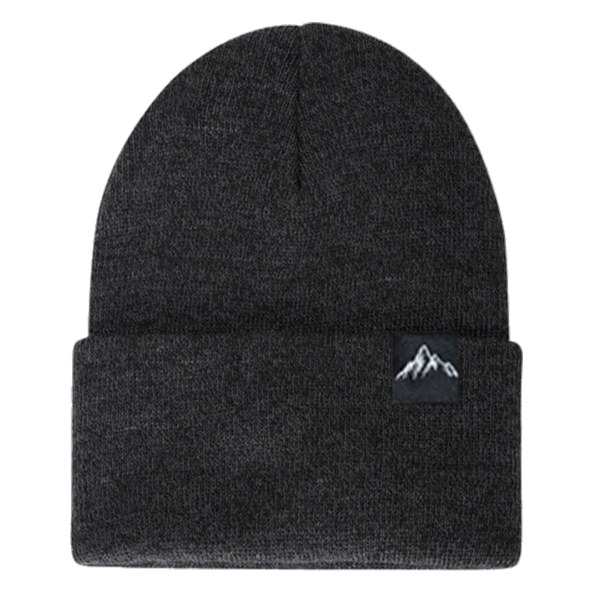 Charcoal Mountain Toque [PRESALE]