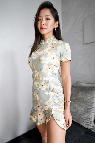 Huahua Cheongsam Dress