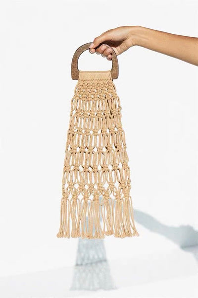 Beach Please Net Bag