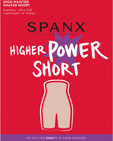 SPANX - Higher Power Short
