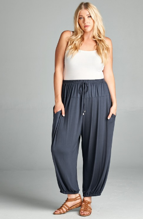 Lounge Pant in Grey