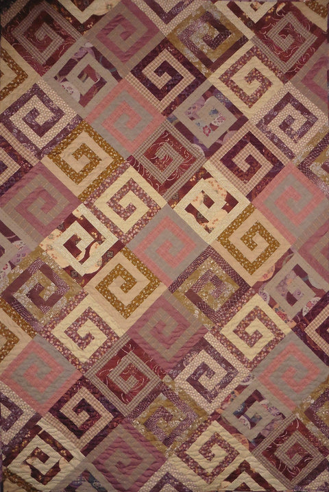 Quilt for Sale - Athena's Puzzle