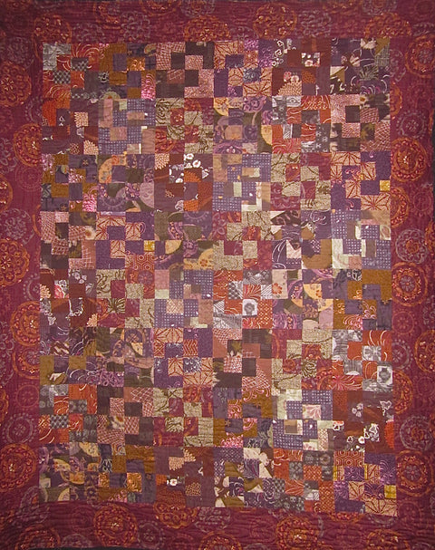 Sold Quilt - Eclipse