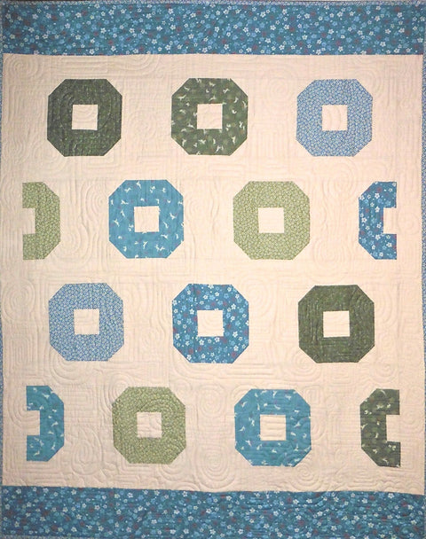 Quilt for Sale - Donuts