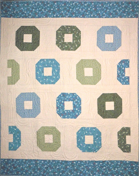 Quilt Sold - Donuts