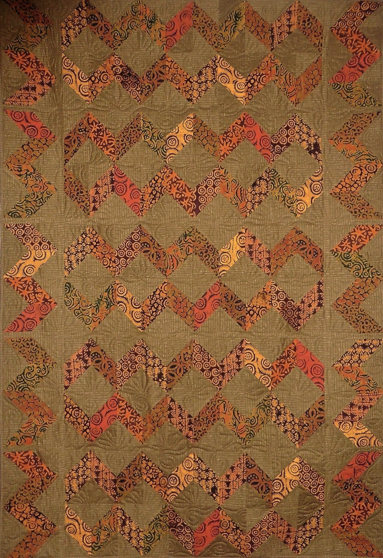 Quilt for Sale - The Wireless