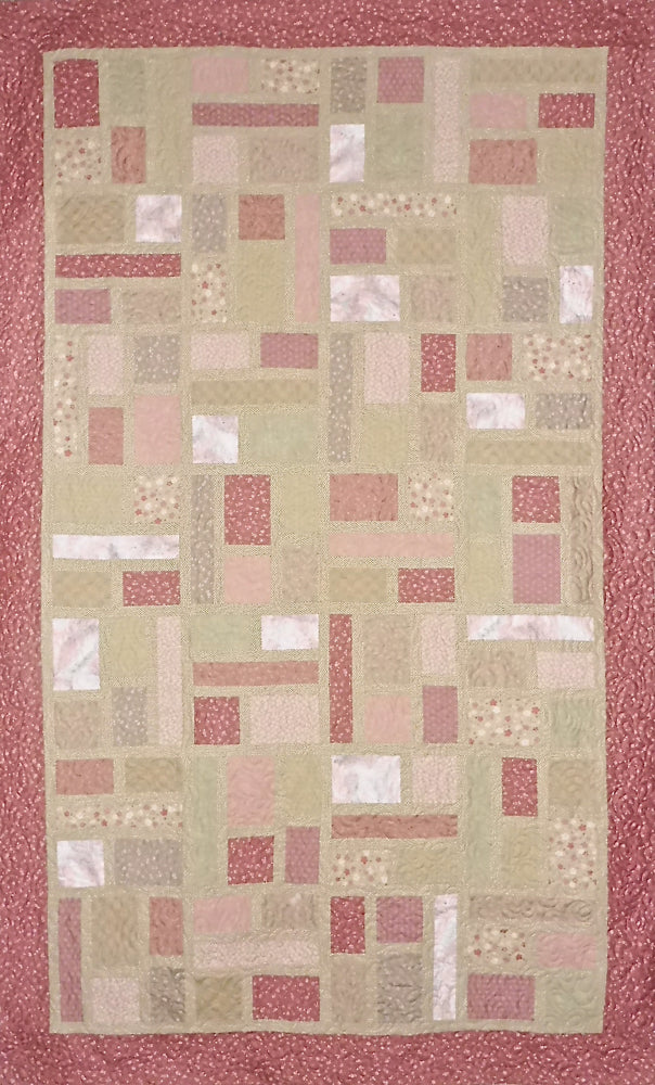 Quilt Kit - County Lines throw or twin