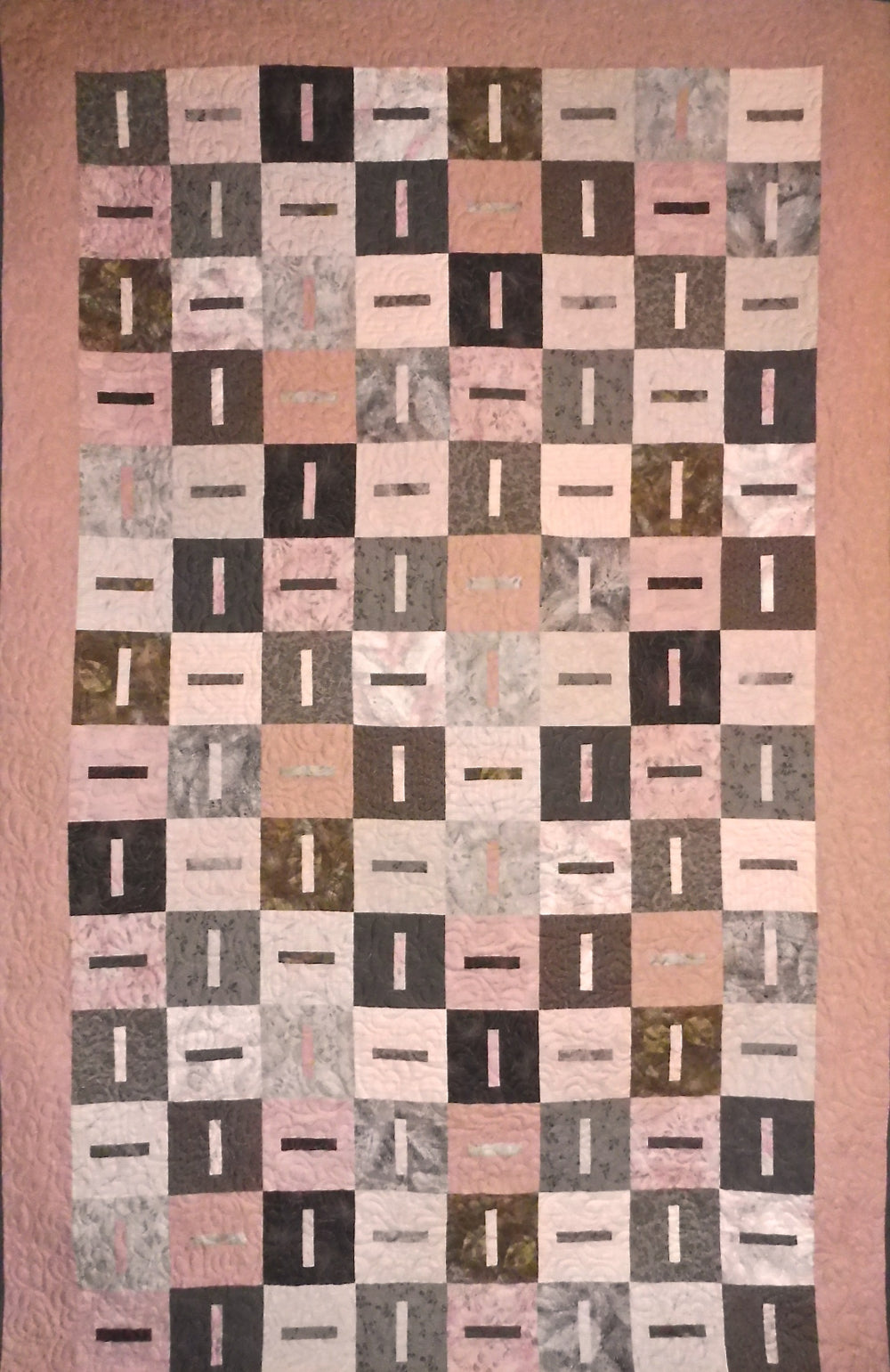 Quilt for Sale - Feng Shui throw or twin