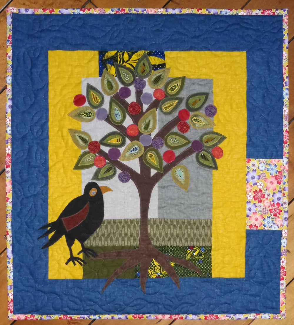 Quilt Kit - African Marula (pattern included)