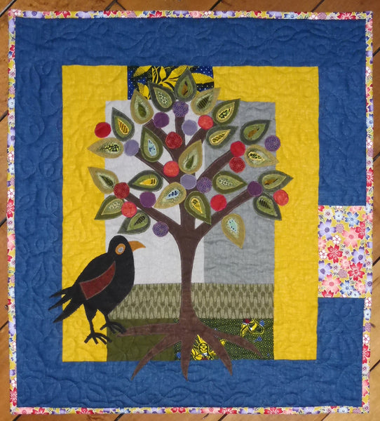 Quilt Kit - African Marula