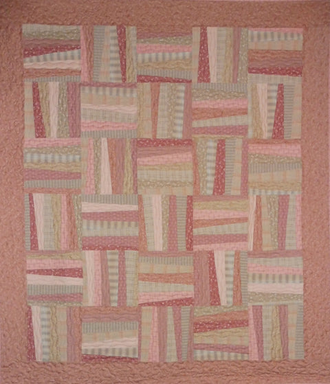 Quilt for Sale - A Bit Askew