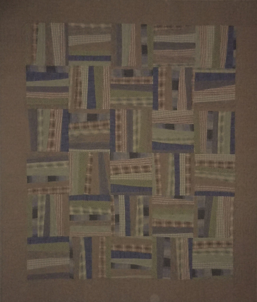 Quilt for Sale - A Bit Askew throw
