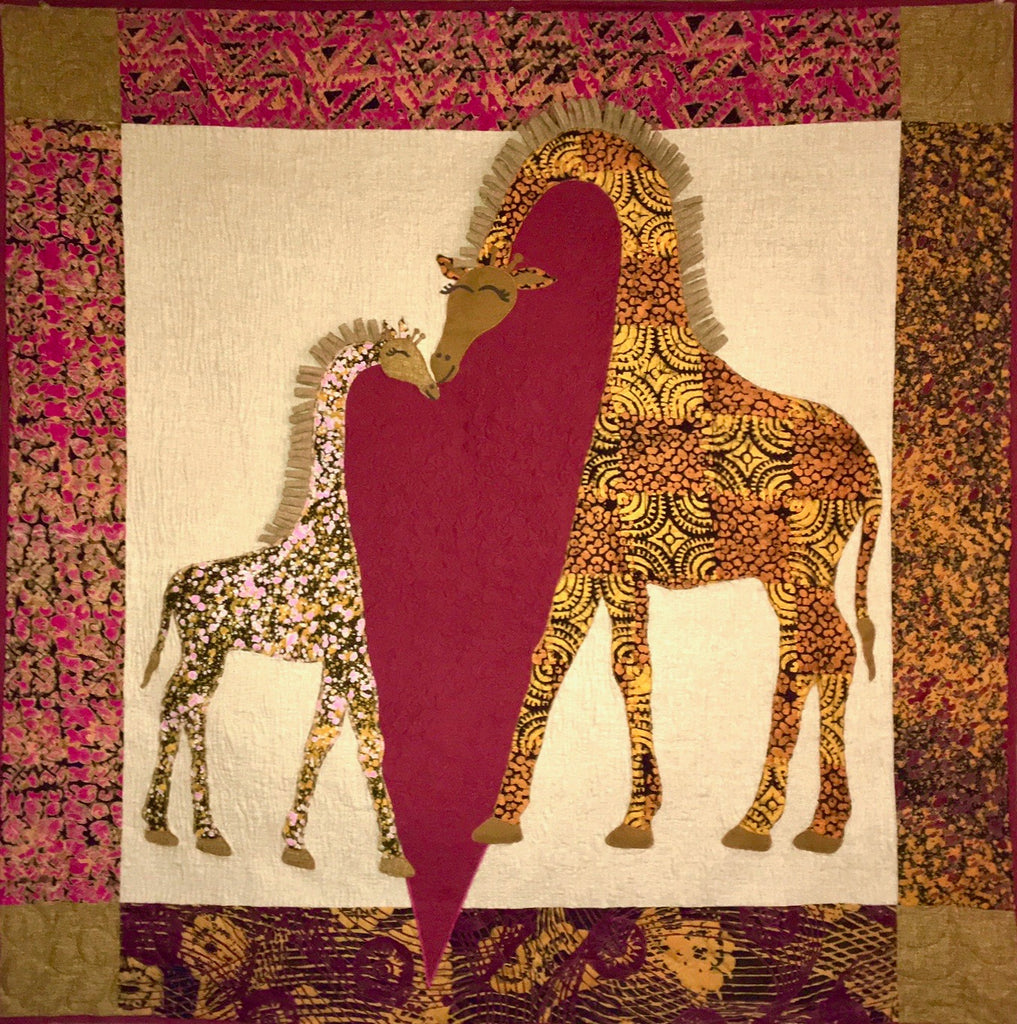 Quilt for Sale - Mama Love