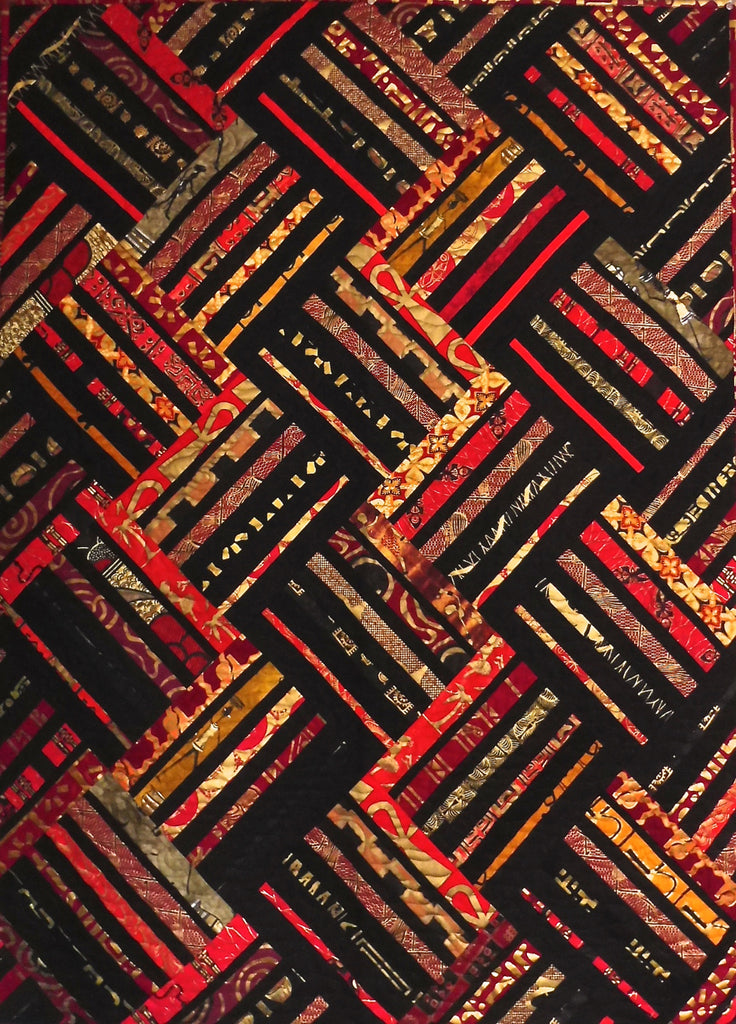 Quilt for Sale - African Underground