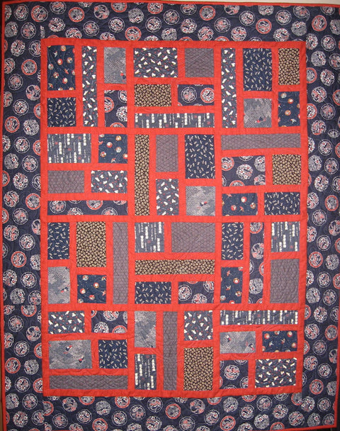 Sold Quilt - County Lines