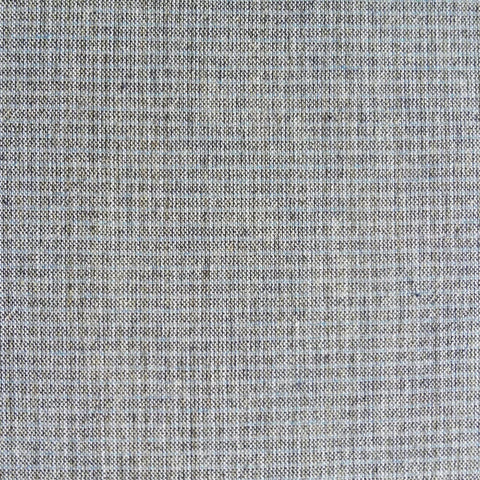 Japanese Yarn Dye - Light Grey Subtle Tiny Grid