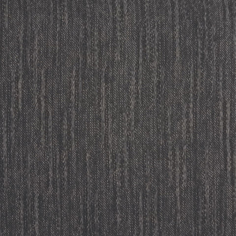 Japanese Yarn Dye - Charcoal Staggered Lines