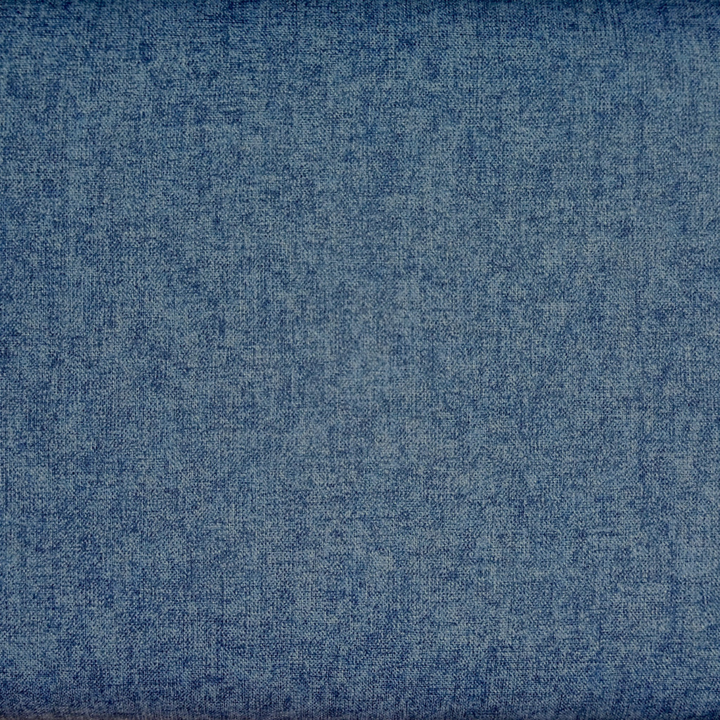 Japanese Cotton/Linen Blend - Dark Blue