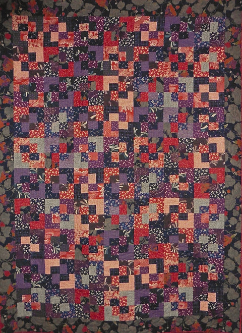 Quilt for Sale - Eclipse