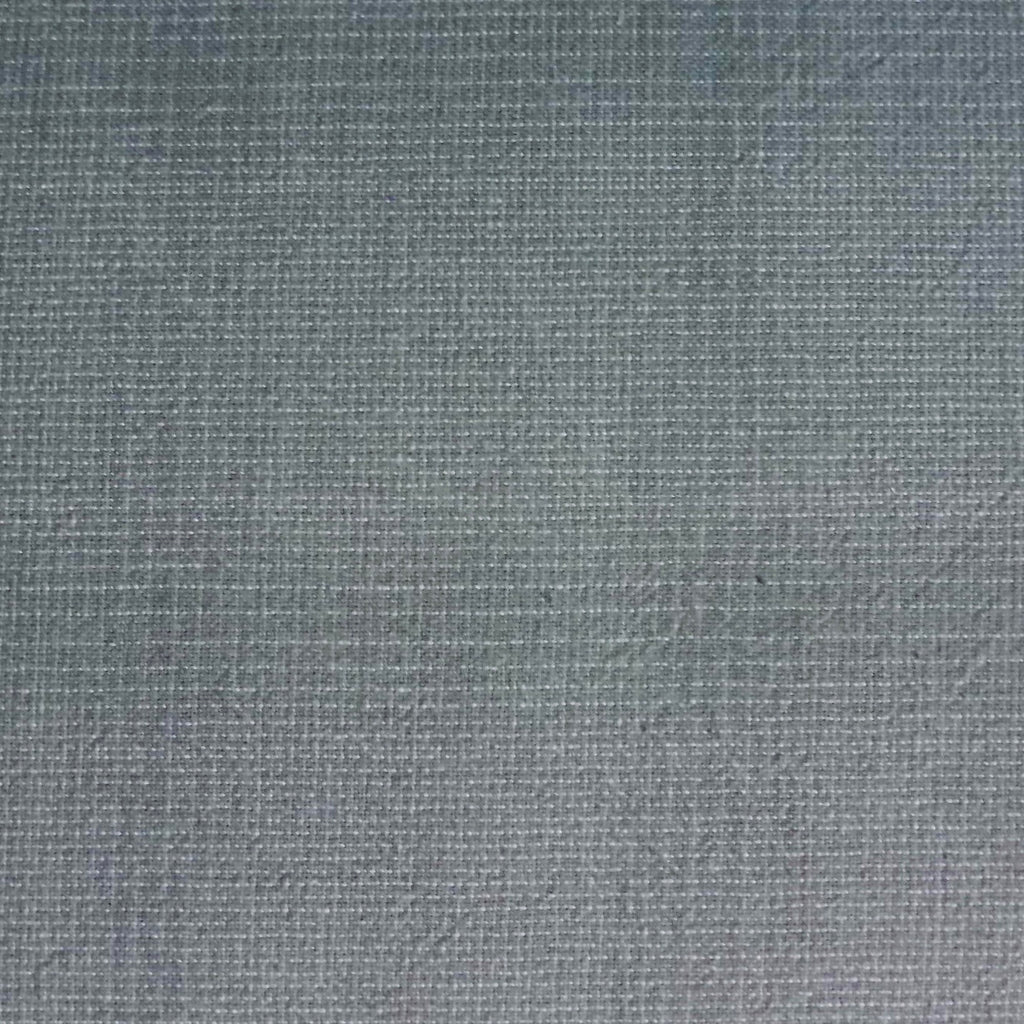Japanese Yarn Dye - Greyish Blue Fine Plaid