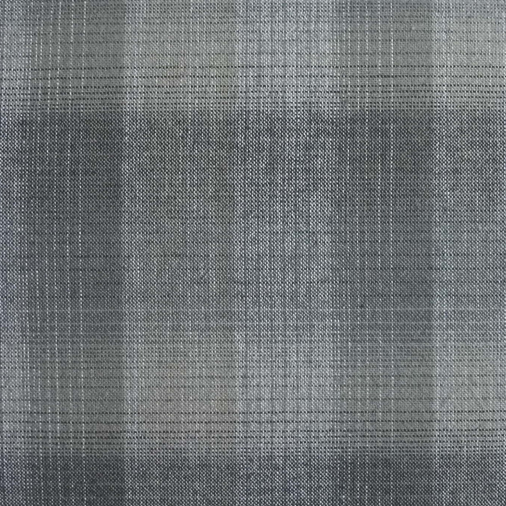 Japanese Yarn Dye - Large Grey Plaid