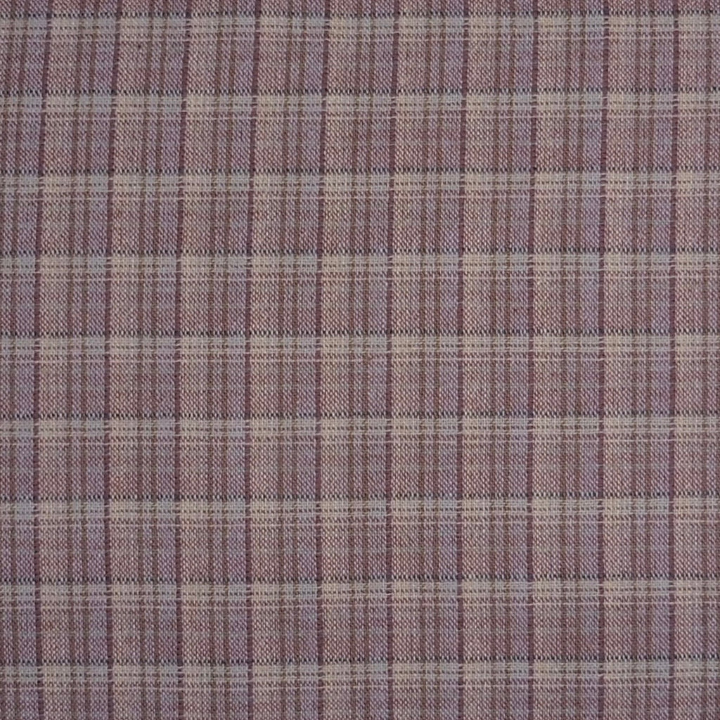 Japanese Yarn Dye - Lilac Plaid Shirt