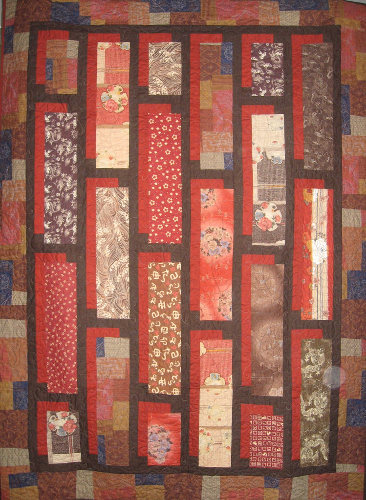 Sold Quilt - Shadowbox