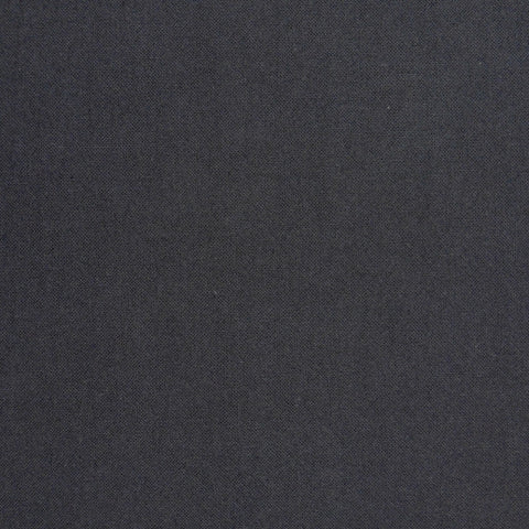 Sashiko Fabric - Standard Solid Black