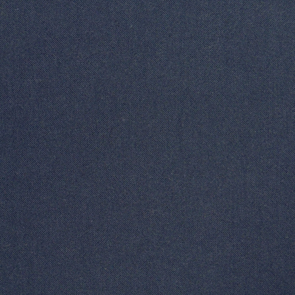 Sashiko Fabric - Standard Solid Blue