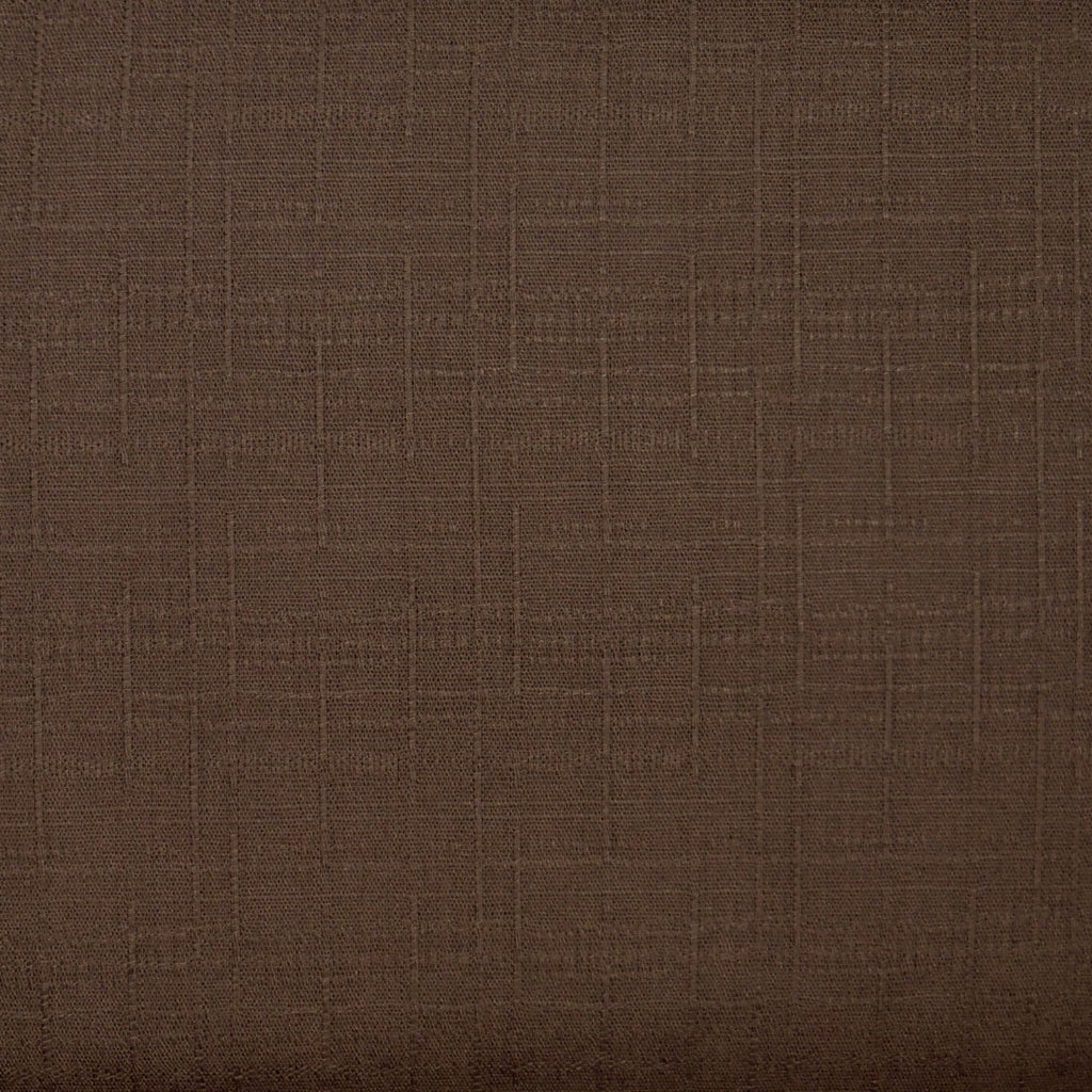Japanese Dobby Cloth - Brown Solid