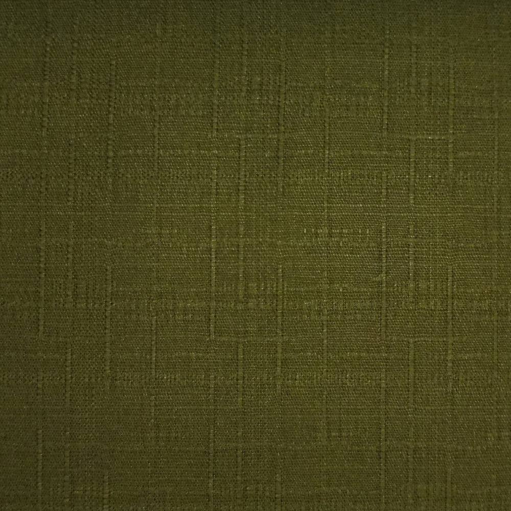 Japanese Dobby Cloth - Olive Green Solid