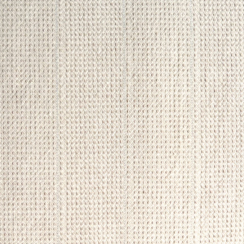 Japanese Yarn Dye - Beige Stitched Stripe