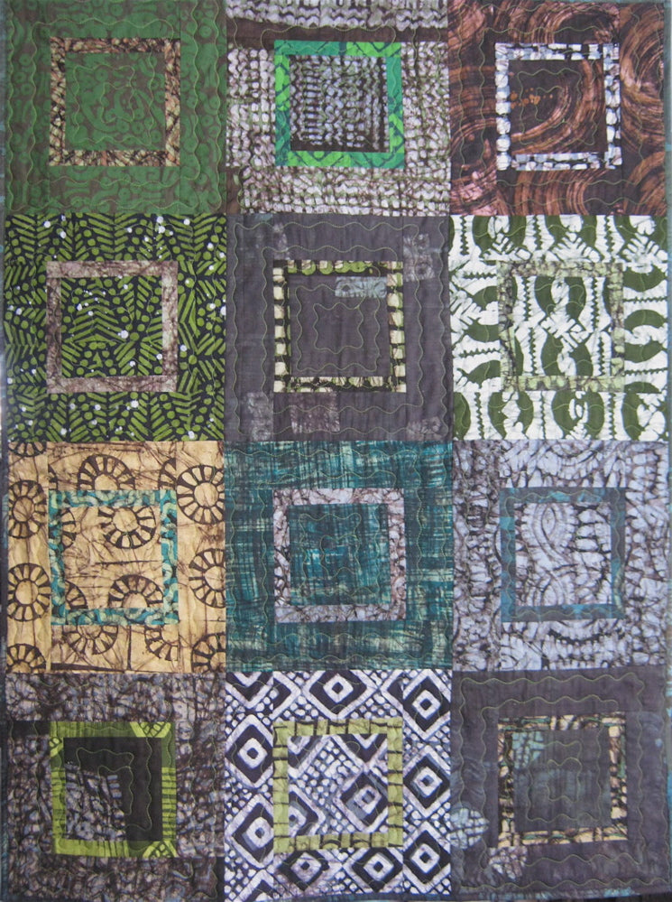 Sold Quilt - Berkeley Square
