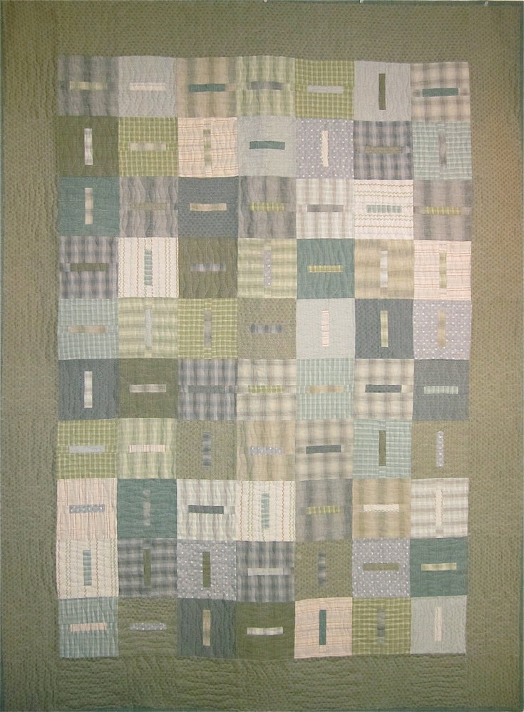 Sold Quilt - Feng Shui